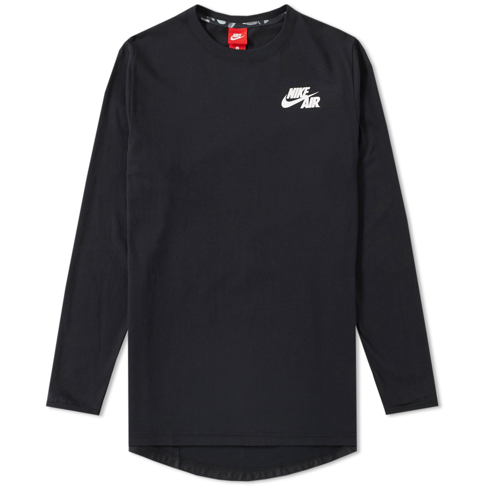 Photo: Nike Air Long Sleeve Top
