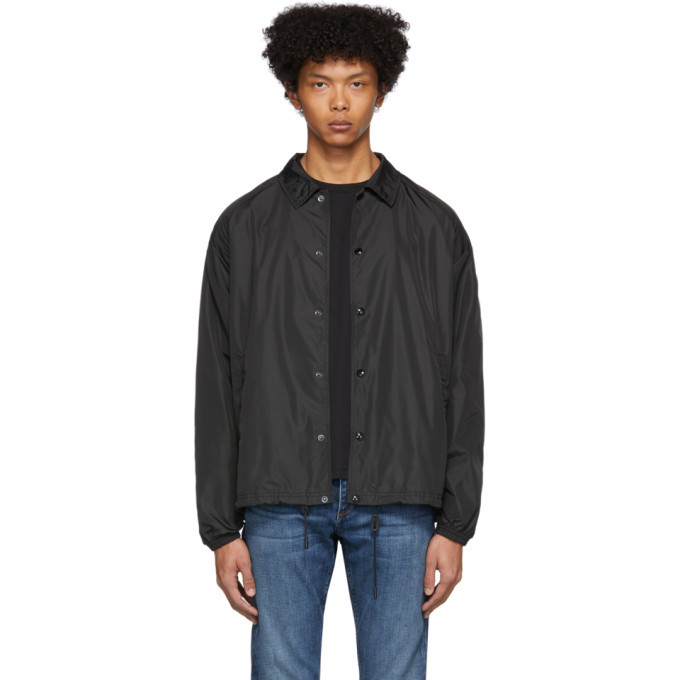 Belstaff Black Teamster Jacket