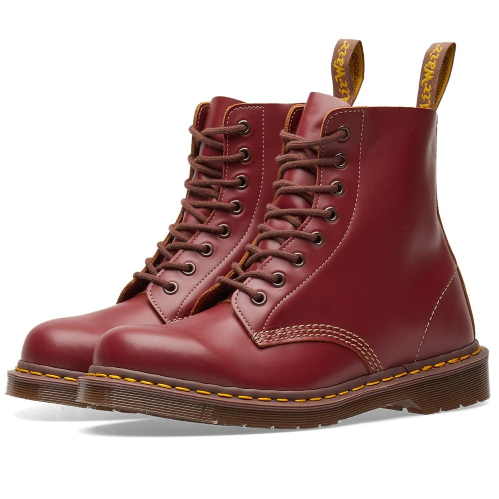 Photo: Dr. Martens 1460 Vintage Boot - Made in England