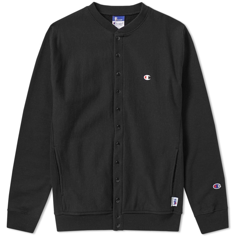 Photo: Champion x Beams Jersey Bomber Jacket