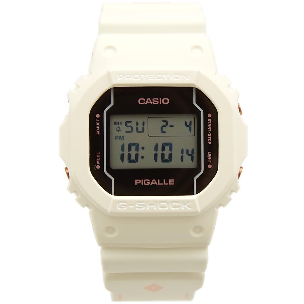 Photo: Casio G-Shock x Pigalle DW-5600PGW-7ER Watch