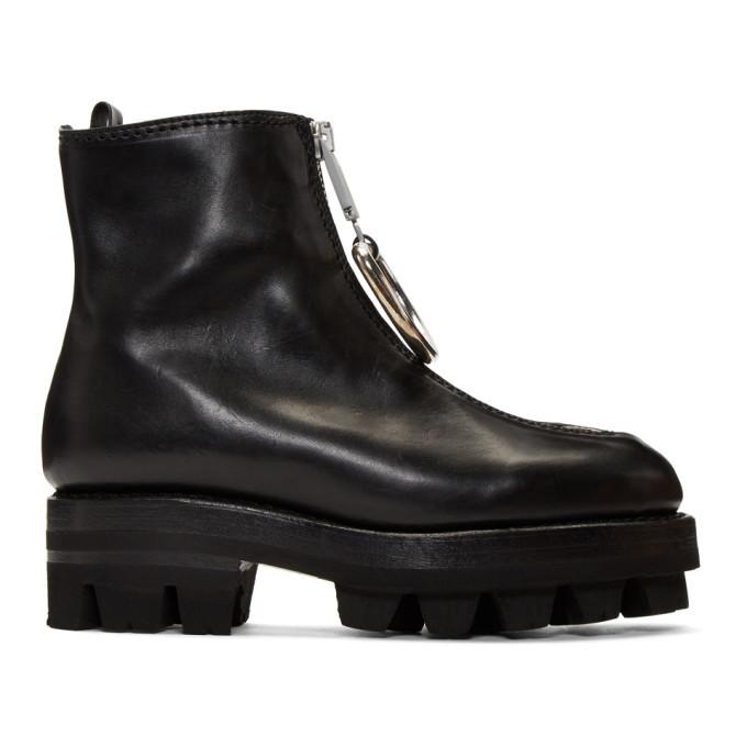 Alyx Black D-Ring Tank Boots