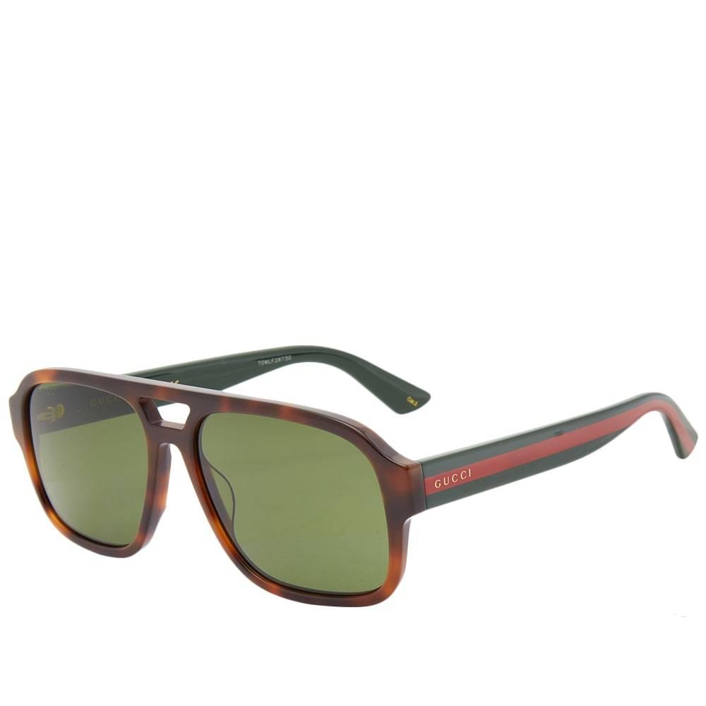 Photo: Gucci Pop Web Sunglasses