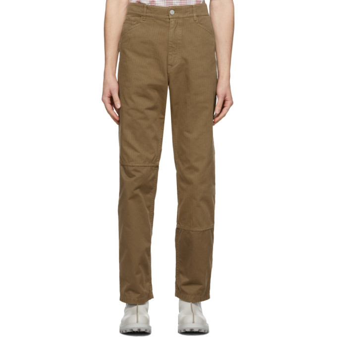 Photo: OAMC Tan Cascade Pants