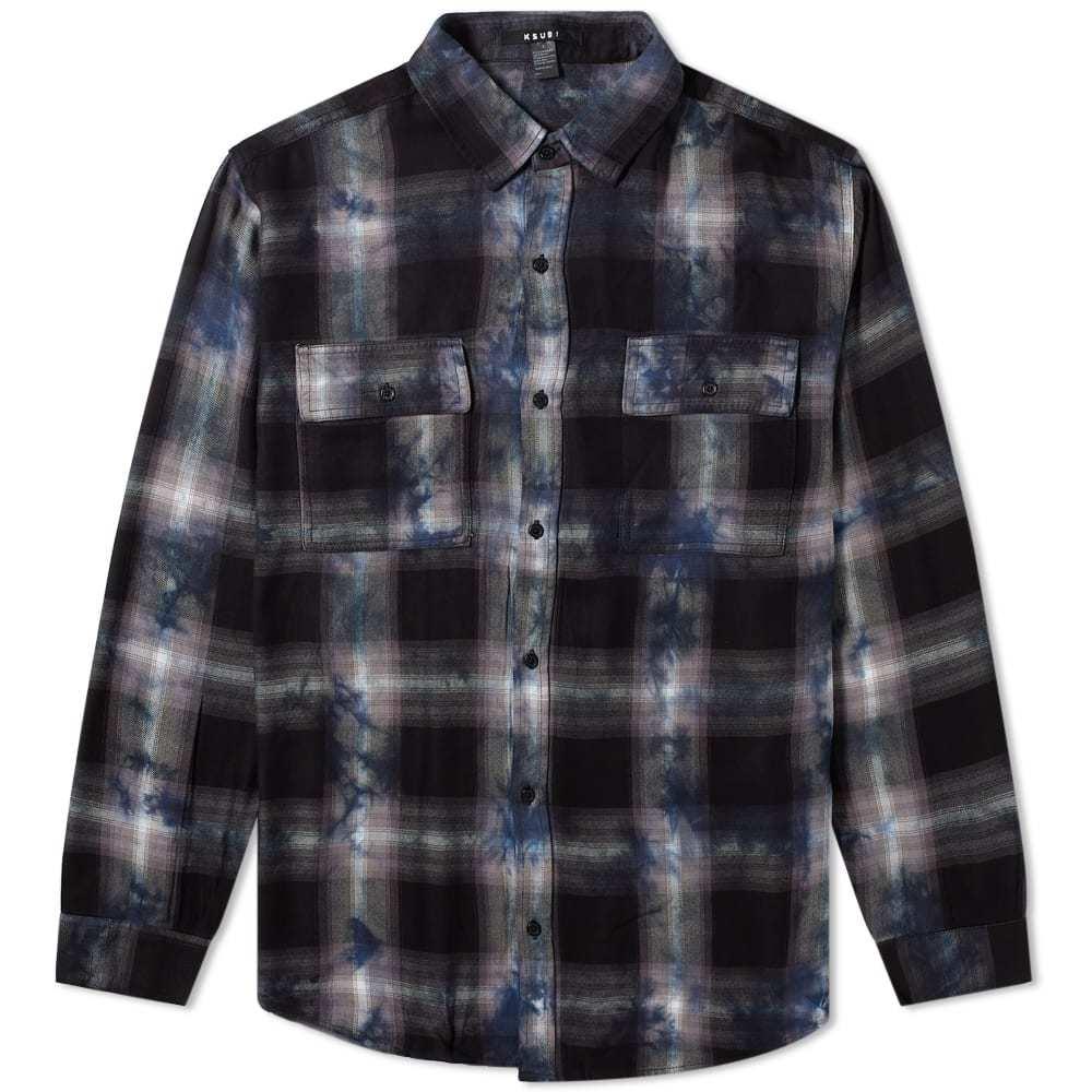 Ksubi Venom Checked Flannel Shirt