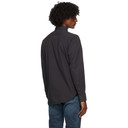 RRL Black Twill Western Shirt