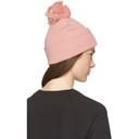 adidas Originals Pink Bobble Beanie