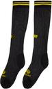 Martine Rose Black & Yellow Reese's Socks