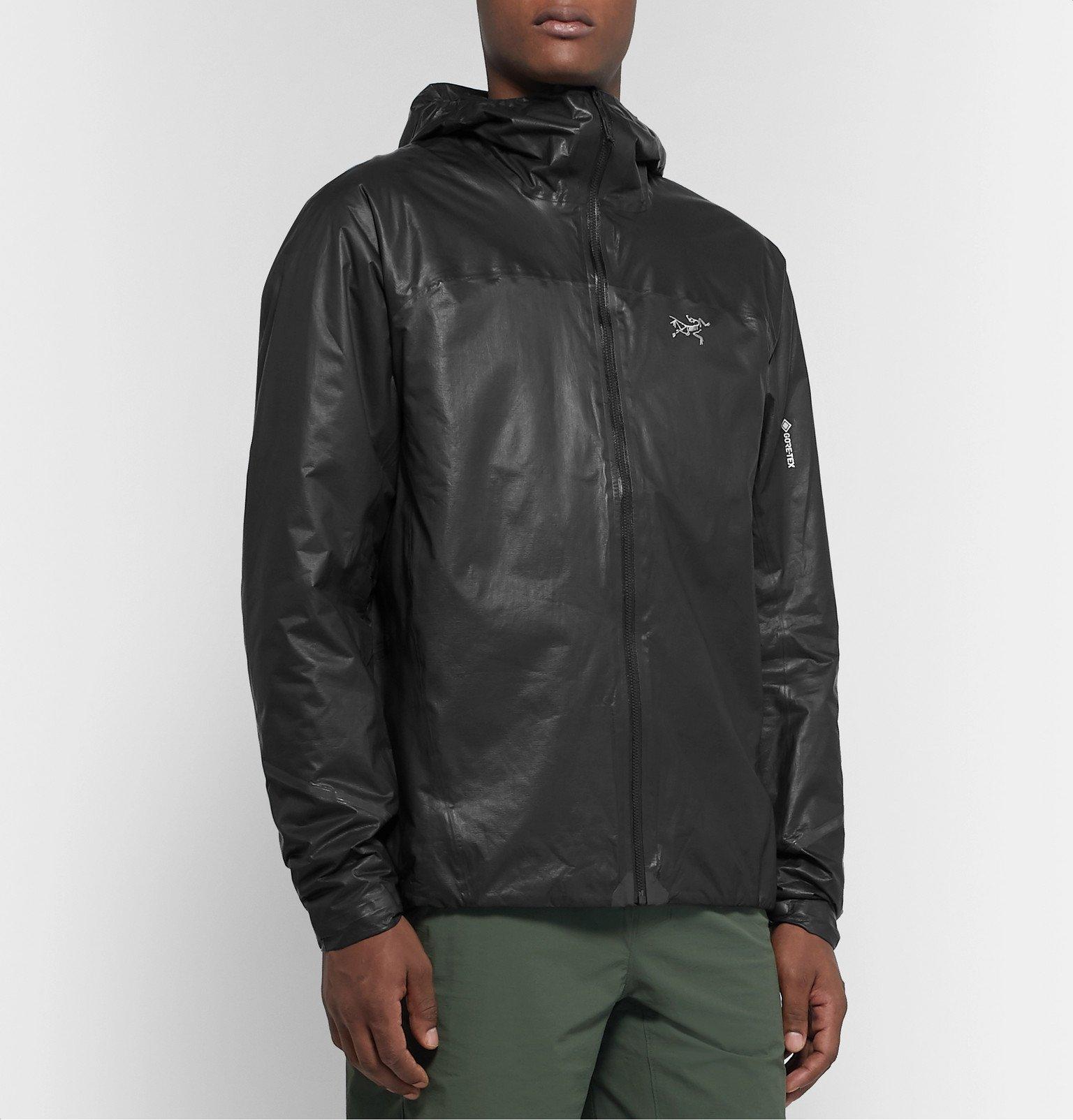 Arc'teryx - Norvan SL Padded GORE-TEX SHAKEDRY Hooded Jacket - Black