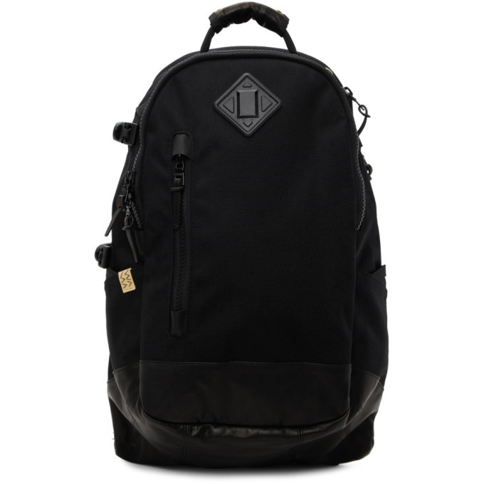Photo: Visvim Black Cordura 20L Backpack