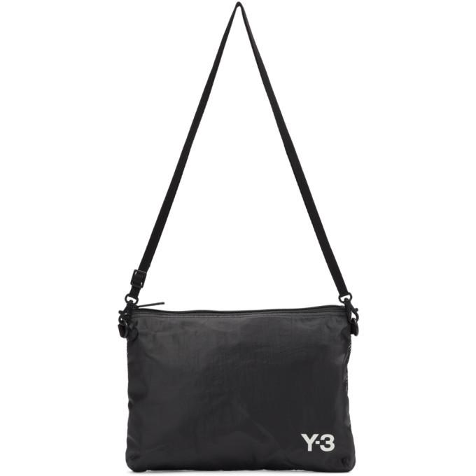 Photo: Y-3 Black Sacoche Bag