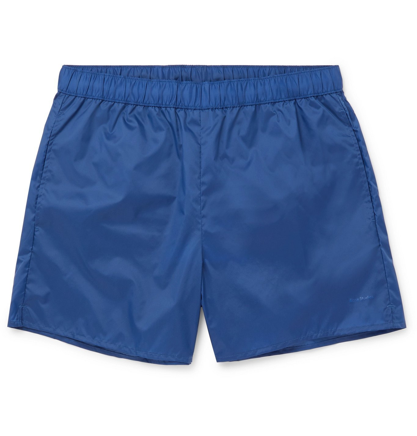 Photo: Acne Studios - Warrick Mid-Length Swim Shorts - Blue