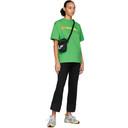 Aries Green New Balance Edition Logo T-Shirt