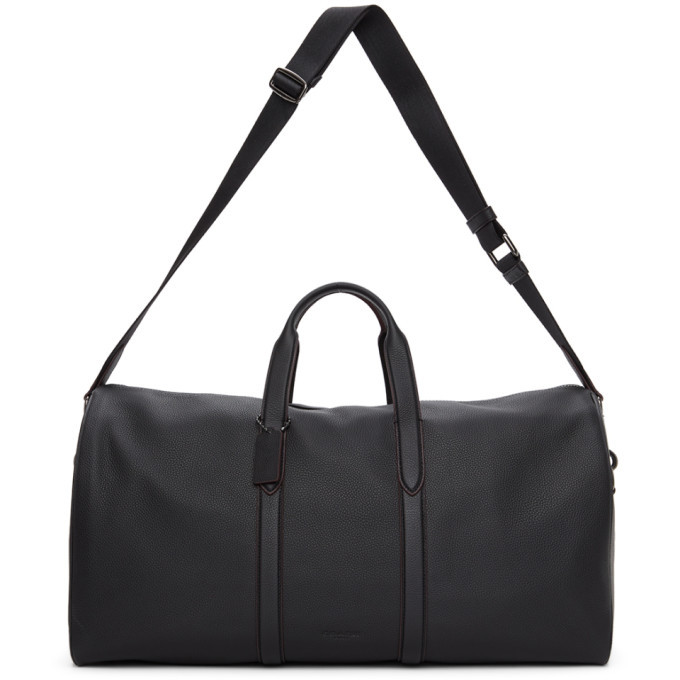 Photo: Coach 1941 Black Metropolitan 52 Duffle Bag