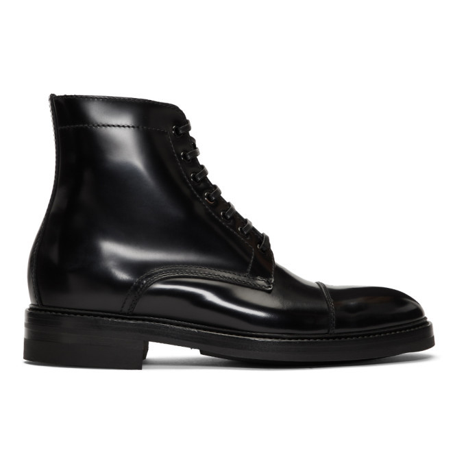 Photo: Paul Smith Black Master Boots