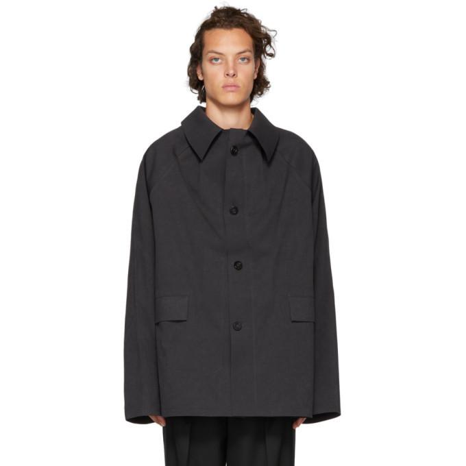 Photo: Kassl Editions Blue Short Coat