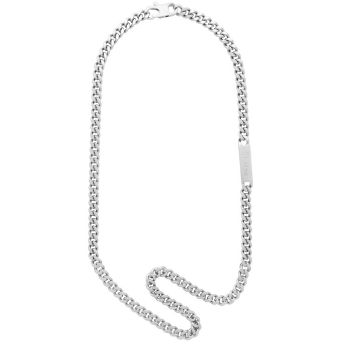 Photo: Etudes Silver Boa Necklace