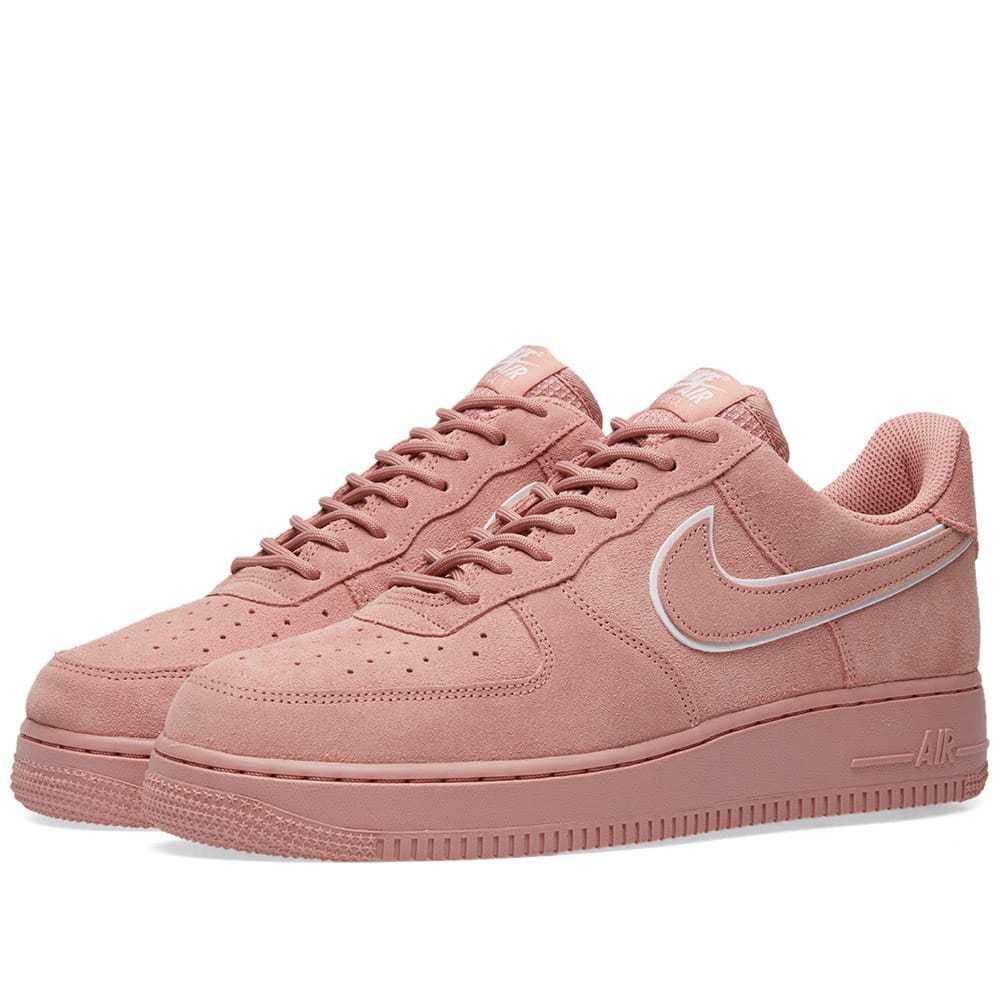 Nike Air Force 1 '07 LV8 Suede Pink Nike