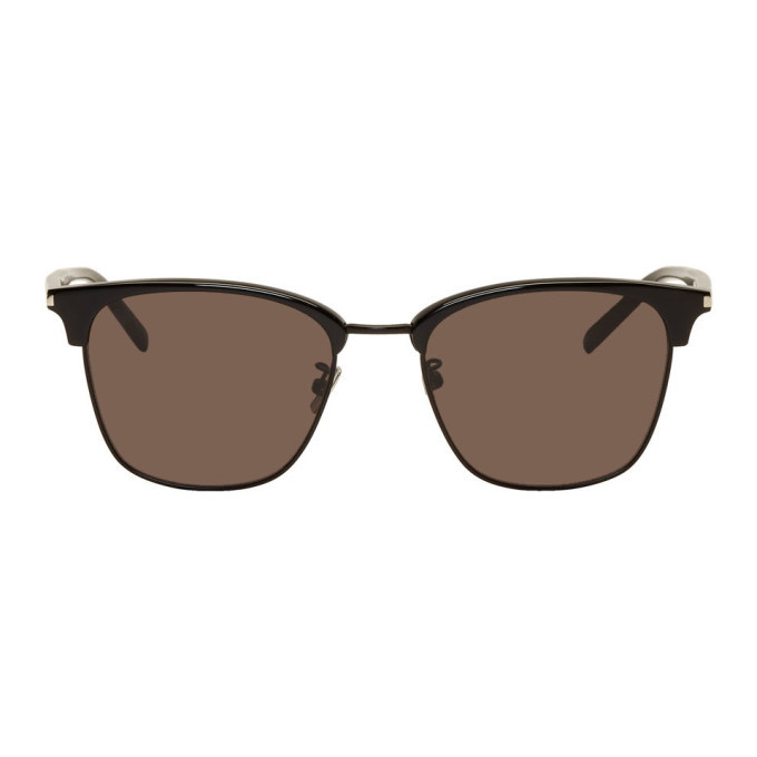Photo: Saint Laurent Black SL 326/K Sunglasses