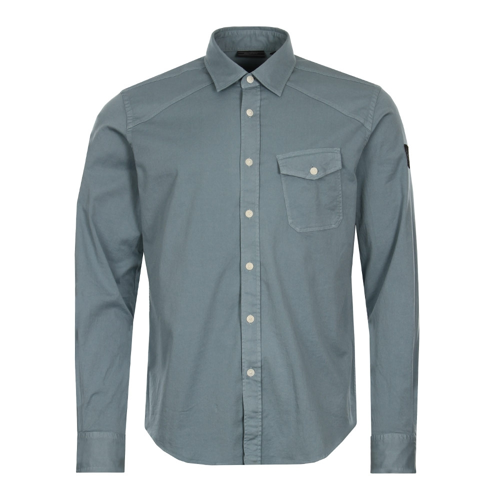 Photo: Steadway Shirt - Light Chambray