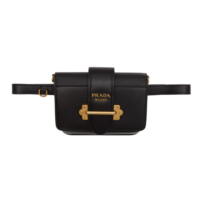 05950e89a7ee24 clearance prada shoulder mini 8020 handbags in black 9e420 66c9c