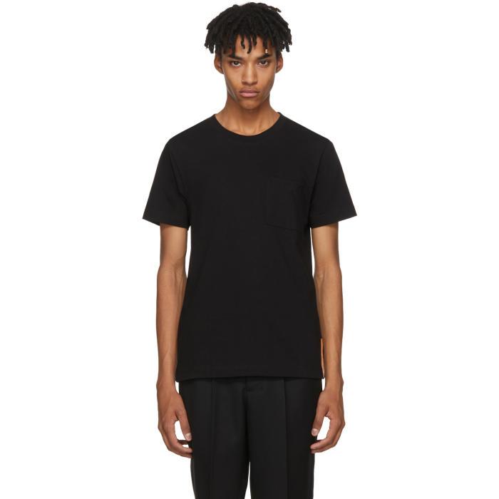 15cc0fc6d Nudie Jeans Black Kurt Worker T-Shirt Nudie Jeans Co
