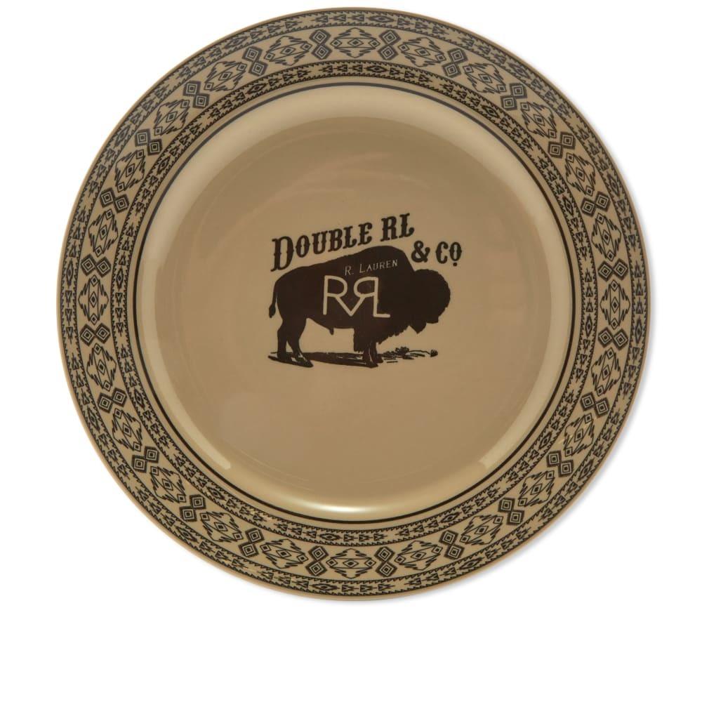 Photo: RRL Logo Dinner Plate