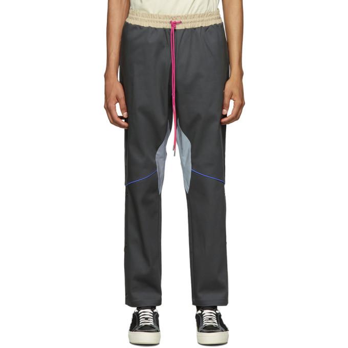 Photo: Rhude Grey Puma Edition Woven Lounge Pants