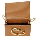 3.1 Phillip Lim Brown Micro Alix Crossbody Bag