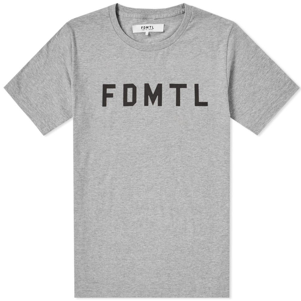 Photo: FDMTL Logo Tee