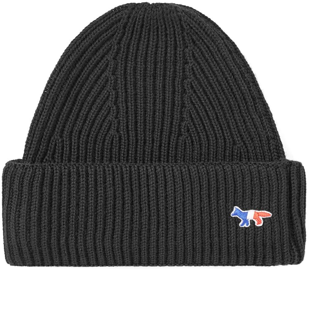 Photo: Maison Kitsuné Ribbed Hat
