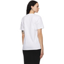 Wolford White Helmut Newton Edition Oversized T-Shirt