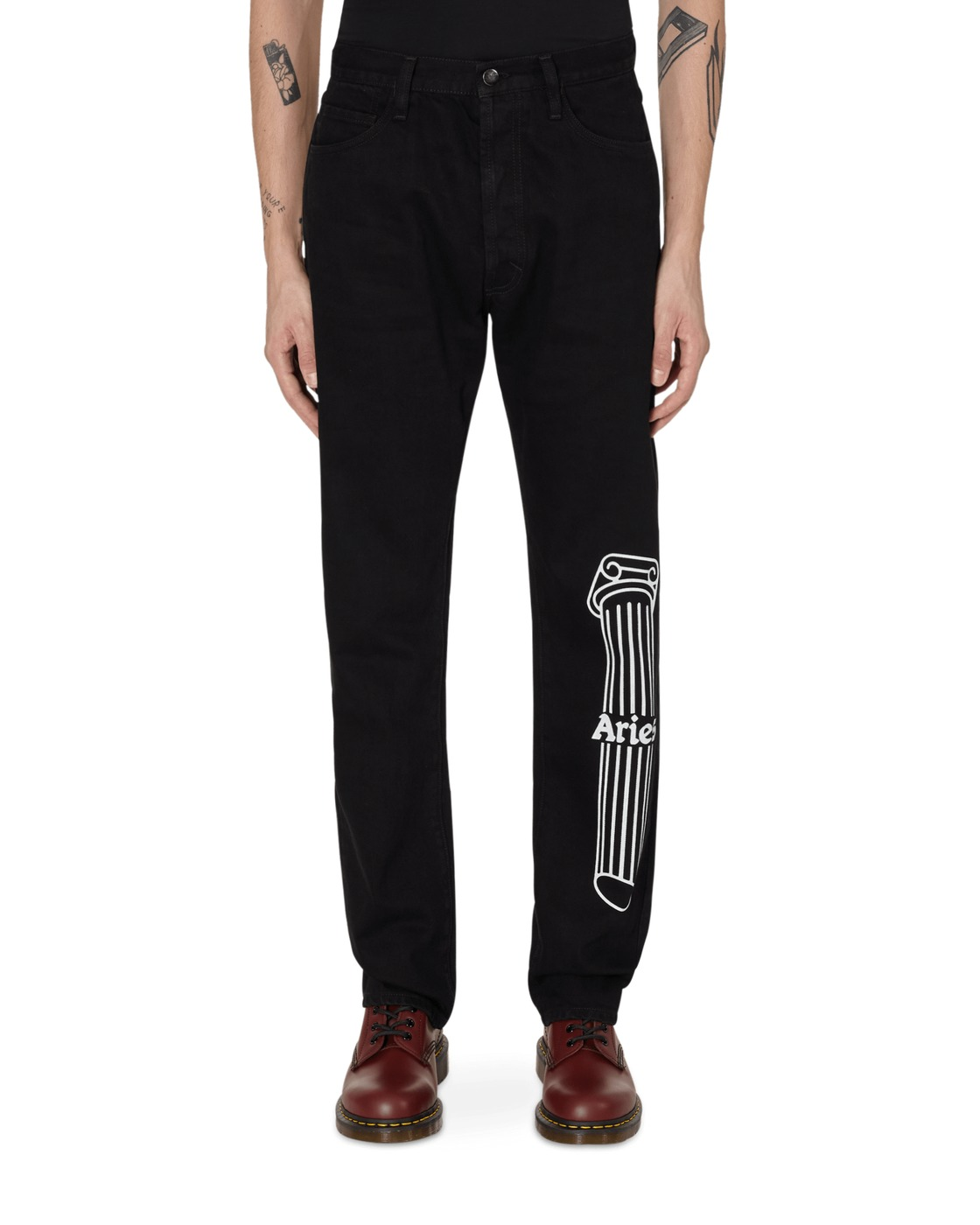Aries Column Lilly Jeans Black