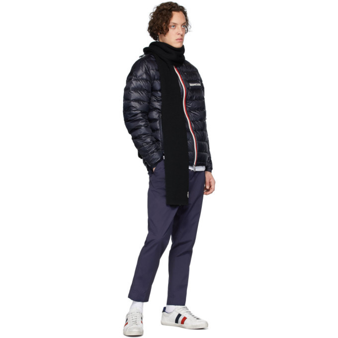 Moncler Navy Down Petichet Jacket