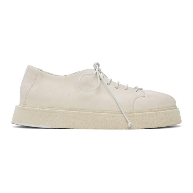 Photo: Marsell White Zampogna Sneaker Derbys