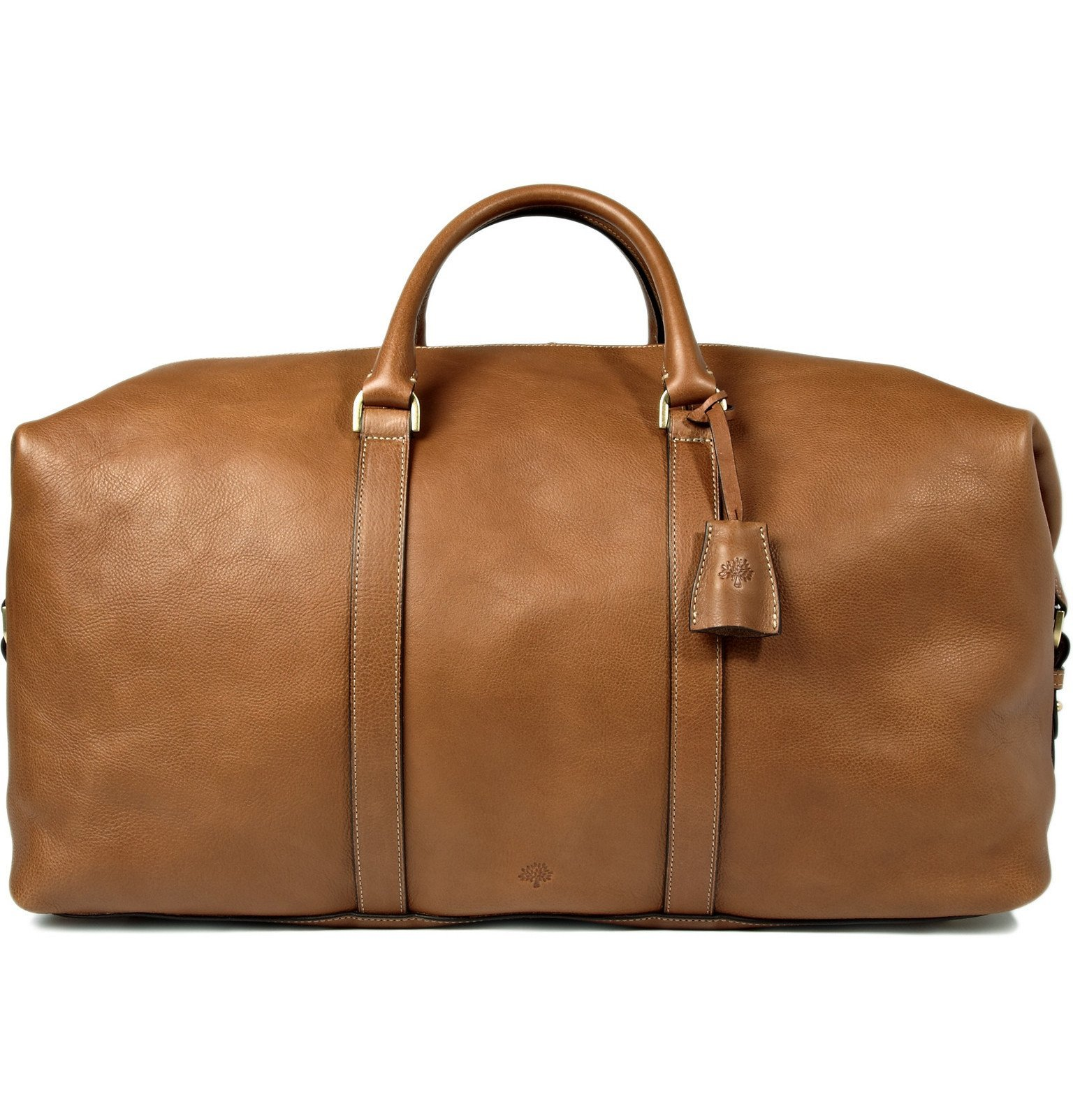 Photo: Mulberry - Clipper Leather Holdall - Brown