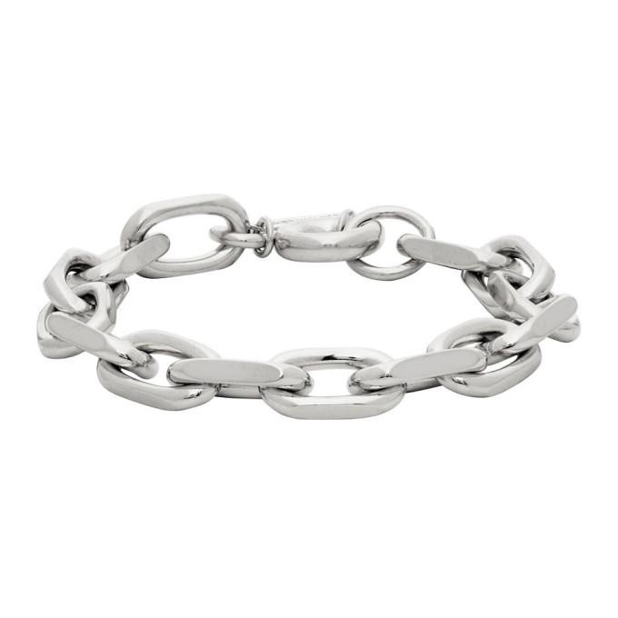 Photo: Dries Van Noten Silver Chain Bracelet