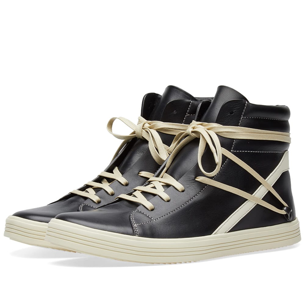 Photo: Rick Owens Geothrasher Hi Sneaker
