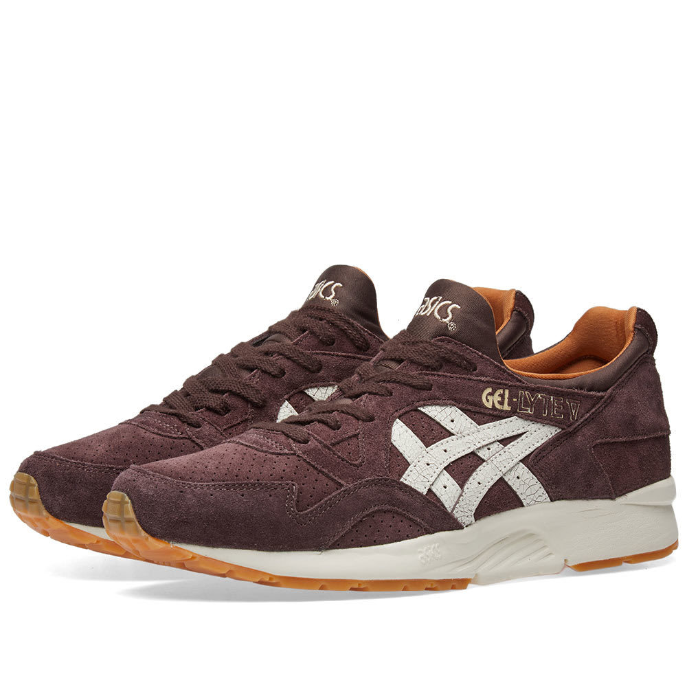 Asics Gel Lyte V Brown