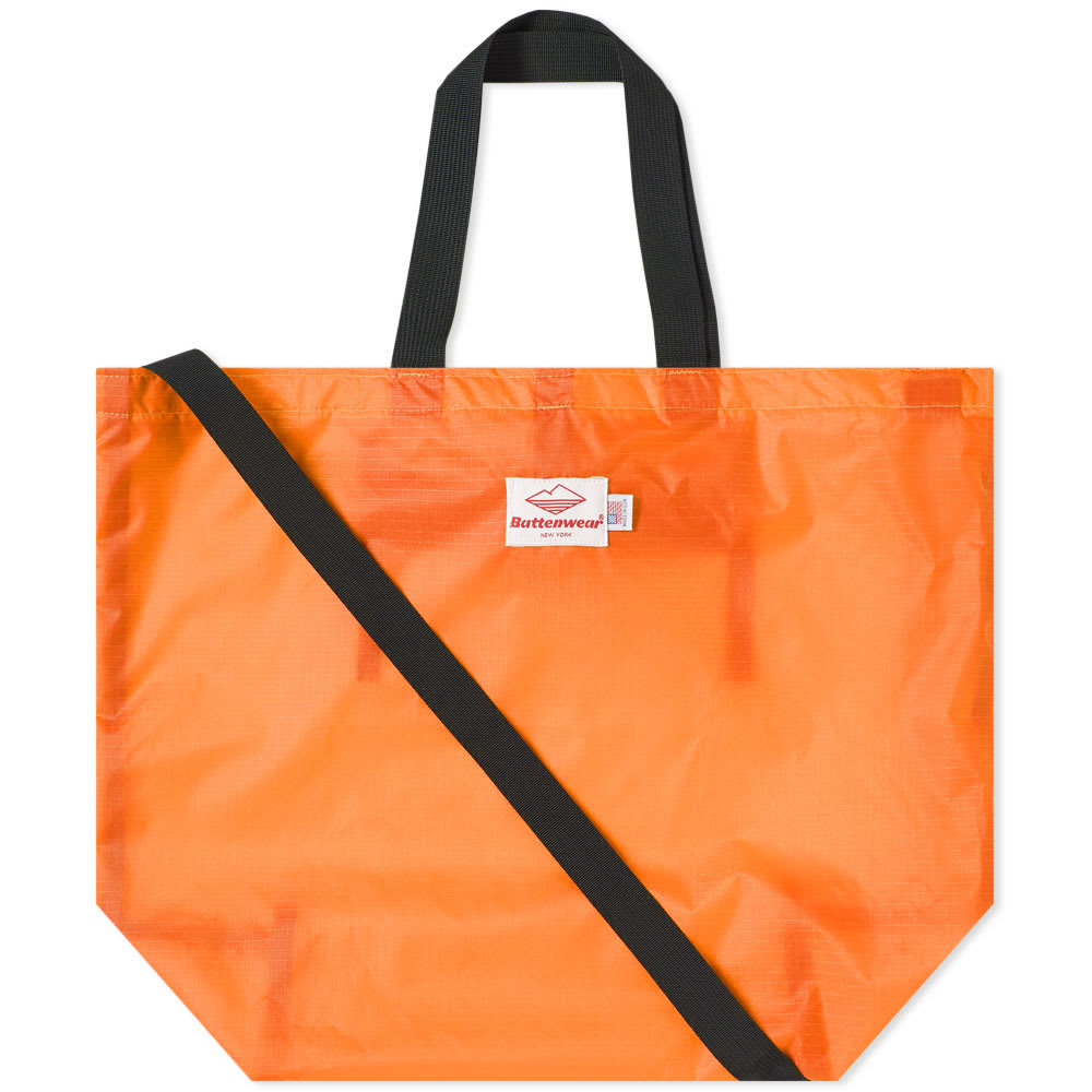 Photo: Battenwear Packable Tote Bag