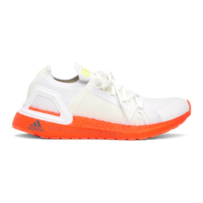 Photo: adidas by Stella McCartney White UltraBOOST 20 Sneakers