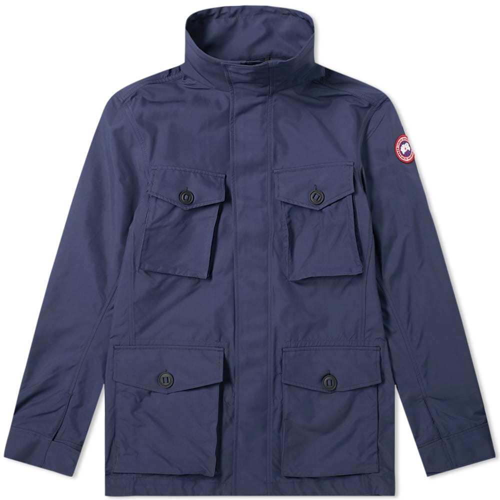 Photo: Canada Goose Stanhope Jacket Navy