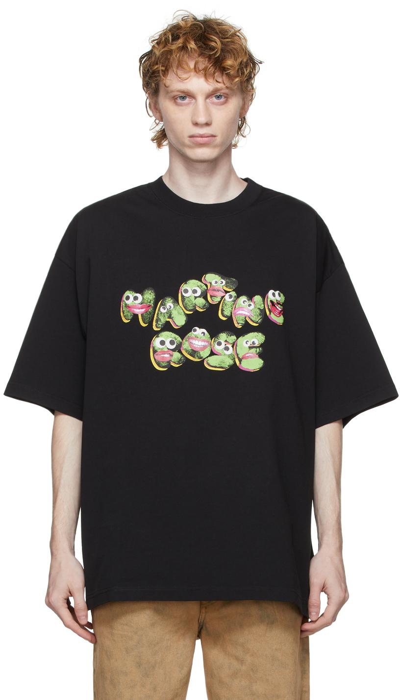 Photo: Martine Rose Graphic Logo T-Shirt
