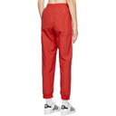 adidas Originals Red Paolina Russo Edition Striped Track Pants