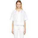 Acne Studios White Lelija Shirt
