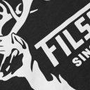 Filson - Outfitter Logo-Print Cotton-Jersey T-Shirt - Black