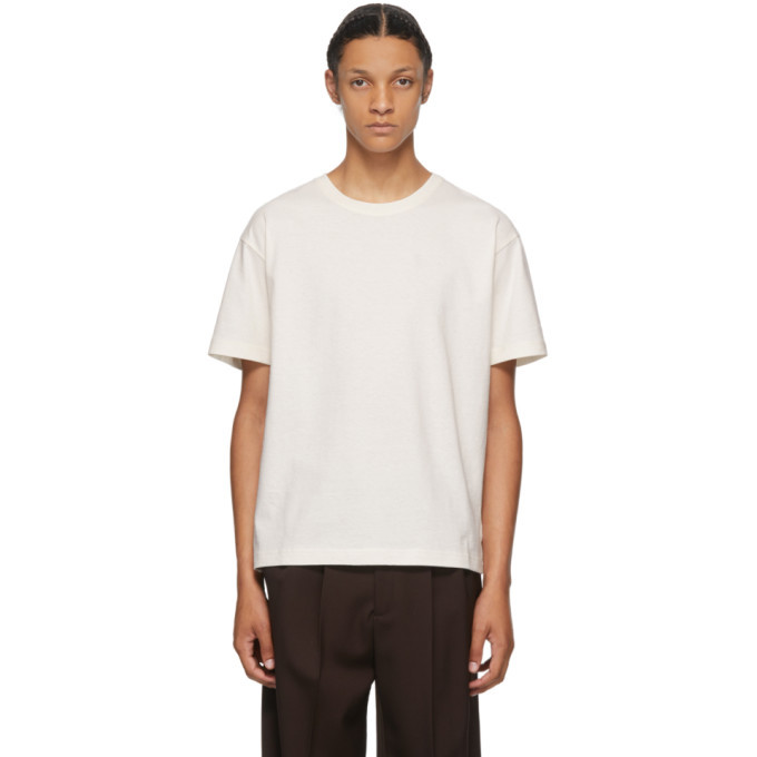 Photo: Bottega Veneta Off-White Oversize T-Shirt