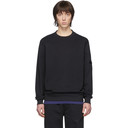 C.P. Company Black Crew Sweatshirt