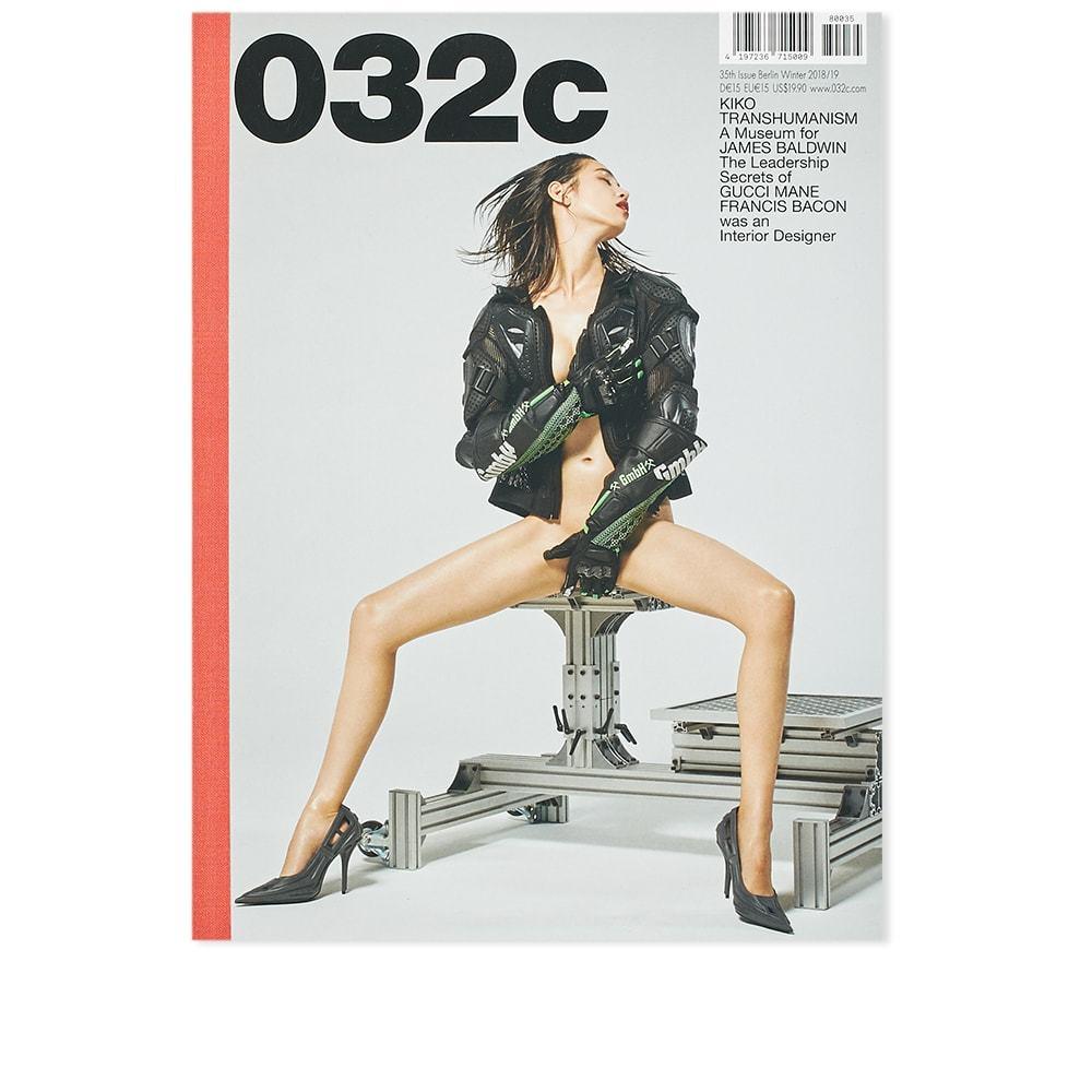 032c Magazine - A Museum For James B