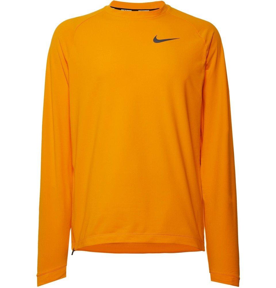 Nike Running - Thermal Dri-FIT Top - Men - Orange